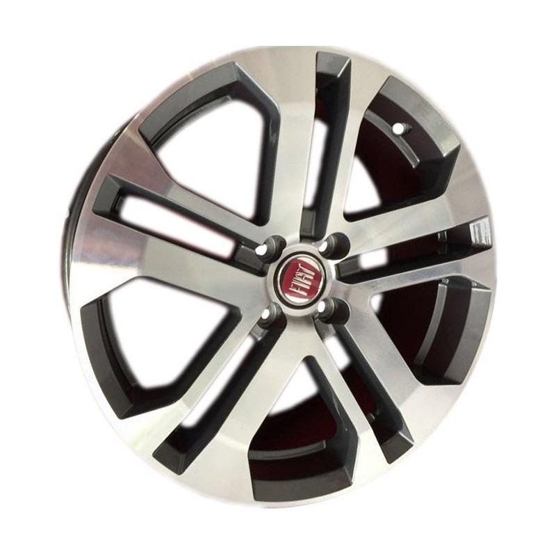 Rodas Fiat Toro R73 ARO 17X7 5X110 Pick UP Jogo