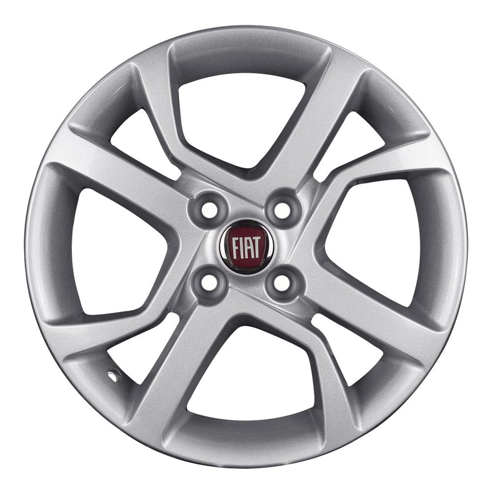 Rodas Fiat Mobi ZK660 ARO 14X6 4X98 JOGO