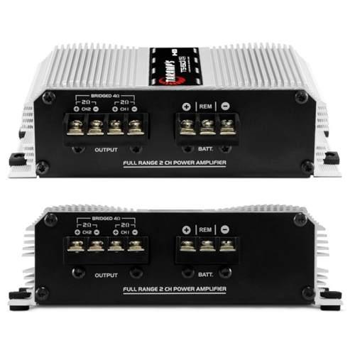 Amplificador Taramps Ts 150x2 150w Rms 2 Canais