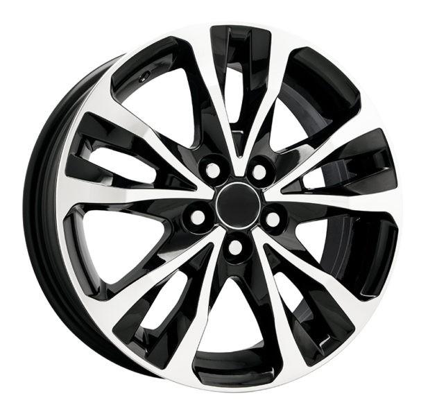 Rodas Corolla  Novo 2018 R89 KR aro 16x6 5x100 jogo