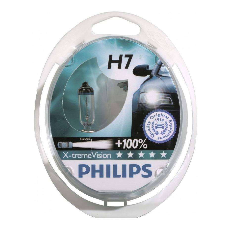 Lâmpada H7 3500k X-treme Vision - Philips