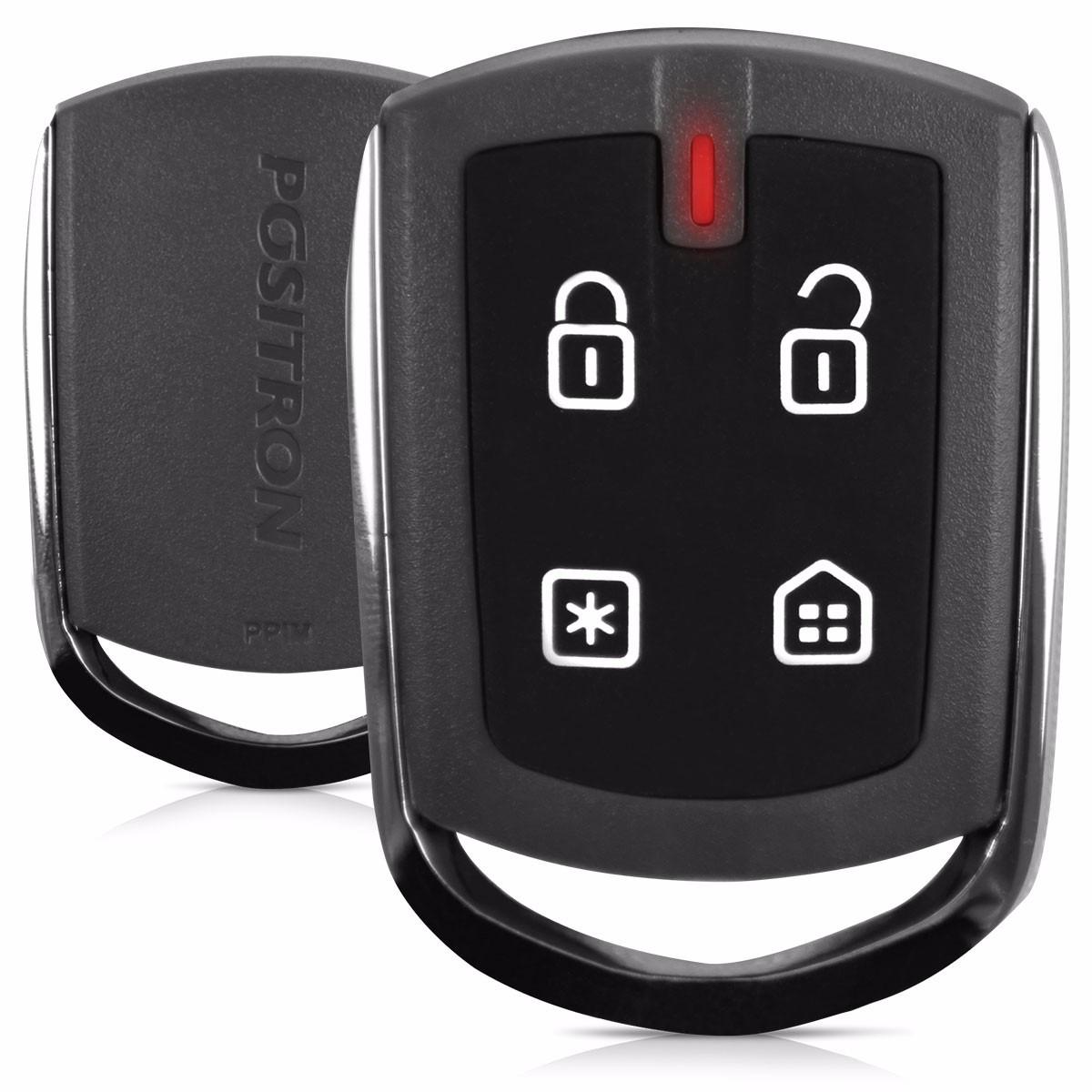 Alarme Automotivo Cyber PX330 com Sensor de Presença - Pósitron