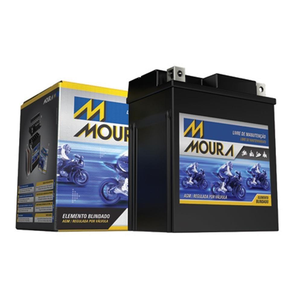 Bateria Moto Ma8-e Ytx9-bs Kawasaki Ninja 300 250 Zx6r Z750