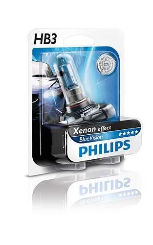 Lâmpada Philips Blue Vision Hb3