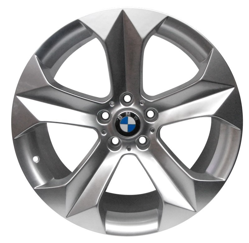 Roda K47 BMW X6  KR ARO 17X7 4X100/108 OU 5X100 jogo
