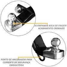 Engate de Reboque Volpato Gol Geração II 95/98