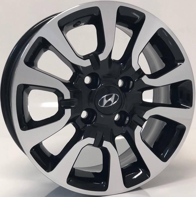 Rodas Hyundai HB20X KR S06 4X100 JOGO