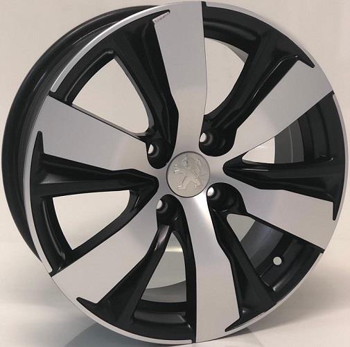 Roda Peugeot KR S05 Aro 16 4x108 et 20 Jogo