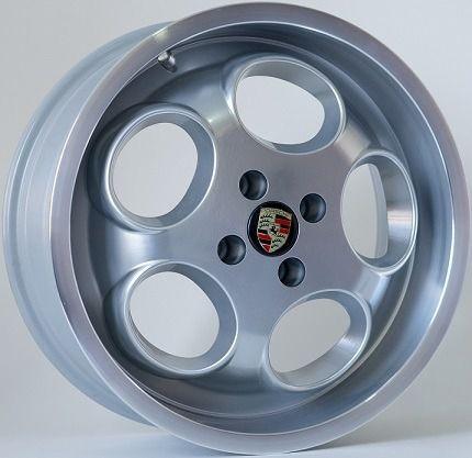 Roda Porsche Le Mans M6 aro 15x7 KR 4x100 ou 5x100 et32 jogo