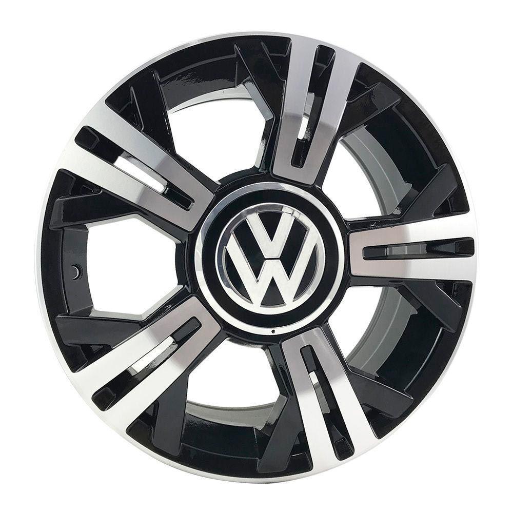 Roda UP Aro 15X6 BRW 1270  VW UP 2018/  4X100  - Jogo