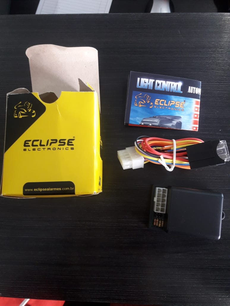 Sensor de farol Eclipse Alarme Light Control