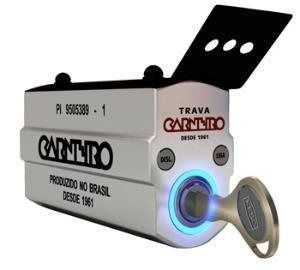 Trava Carneiro Chave Keso + Kit Instalação  Oferta