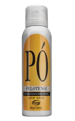 Desodorante Pédico Aer. Pó Pelotense 90g/150mL  - Saúde Compras