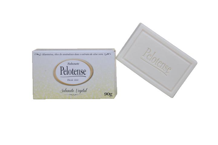 Sabonete Pelotense 90g  - Saúde Compras
