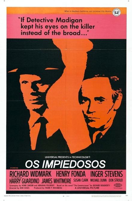 OS IMPIEDOSOS  - 1968  - FILMES RAROS EM DVD