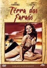 TERRA DOS FARAÓS (1955)  - FILMES RAROS EM DVD