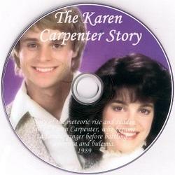 DVD A História De Karen Carpenter  - FILMES RAROS EM DVD