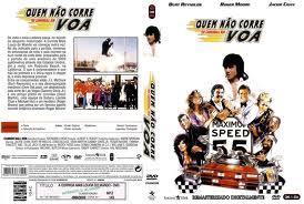 QUEM NÃO CORRE, VOA (1981)  - FILMES RAROS EM DVD