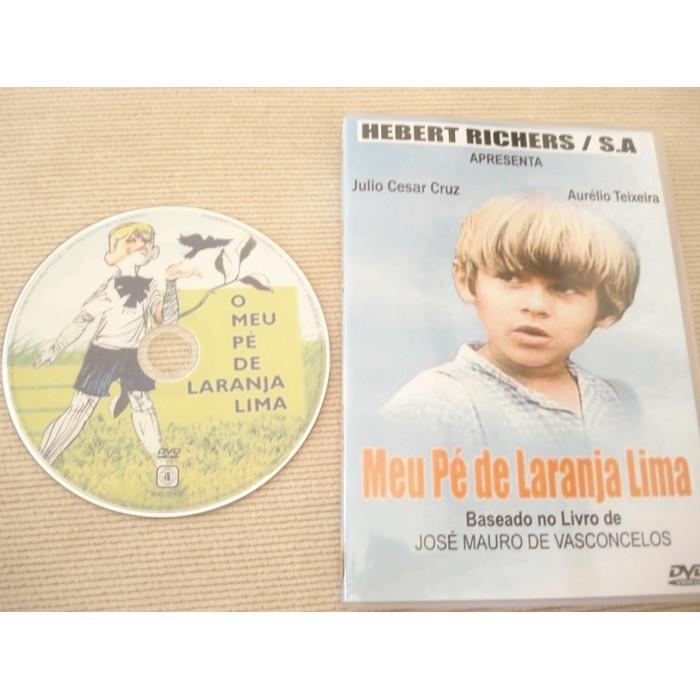 Meu Pé de Laranja-Lima 1970  - FILMES RAROS EM DVD