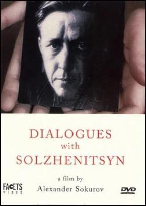 Diálogos Com Solzhenitsyn (1998)  - FILMES RAROS EM DVD