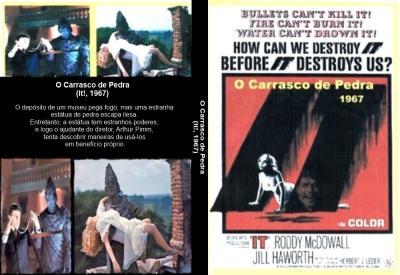 O CARRASCO DE PEDRA (1967)  - FILMES RAROS EM DVD