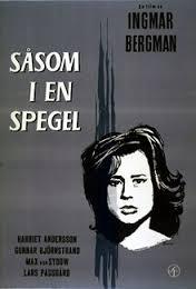 Através de um Espelho (Såsom i en spegel) 1961  - FILMES RAROS EM DVD