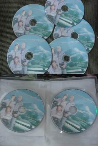 Águia De Fogo - Seriado dublado  - FILMES RAROS EM DVD