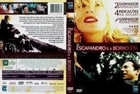 O Escafandro e a Borboleta  - FILMES RAROS EM DVD