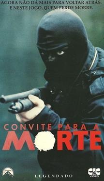 DVD Convite Para A Morte - 1991  - FILMES RAROS EM DVD
