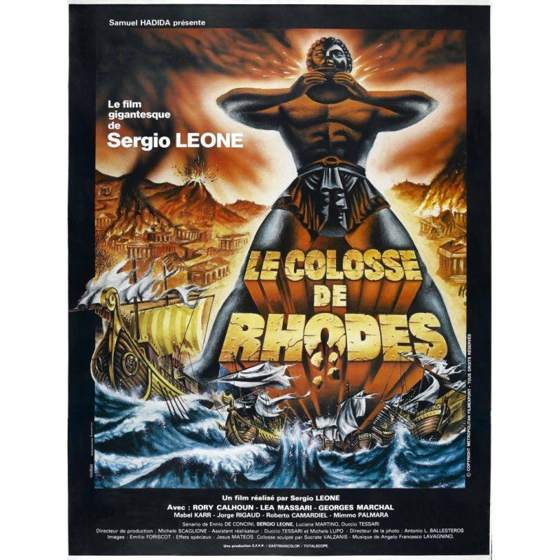 O Colosso de Rodes (196)  - FILMES RAROS EM DVD