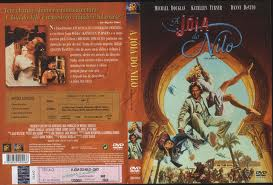 A Jóia do Nilo (1985)  - FILMES RAROS EM DVD