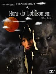 A Hora Do Lobisomem / Bala De Prata ( Silver Bullet)  - FILMES RAROS EM DVD