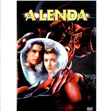 A LENDA (1985)  - FILMES RAROS EM DVD