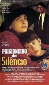Dvd Prisioneiro Do Silêncio - 1994 (autismo)  - FILMES RAROS EM DVD