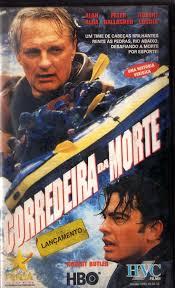 Corredeira da Morte -  1994  - FILMES RAROS EM DVD