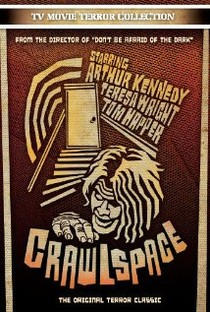 Um Hóspede Muito Estranho 1972 - Crawlspace  - FILMES RAROS EM DVD
