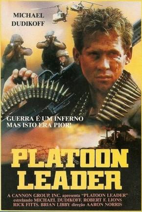 PLATOON LEADER – A GUERRA CRUEL (1988)  - FILMES RAROS EM DVD