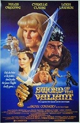 A ESPADA DO VALENTE – 1984  - FILMES RAROS EM DVD