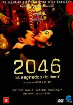 2046 - Os Segredos do Amor  - FILMES RAROS EM DVD
