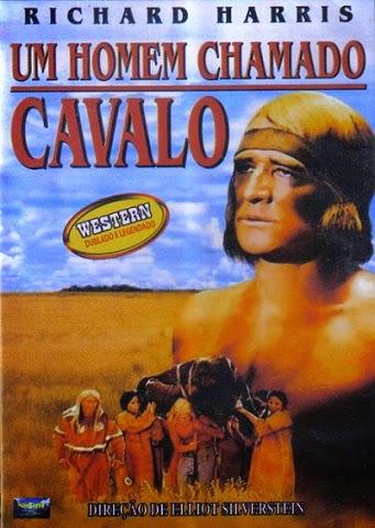 Um Homem Chamado Cavalo  - FILMES RAROS EM DVD