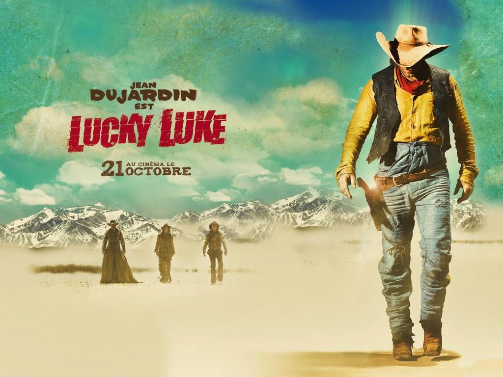 Lucky Luke 2009  - FILMES RAROS EM DVD