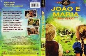 Dvd Filme João E Maria 1988 (Hansel And Gretel)  - FILMES RAROS EM DVD