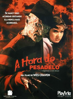 A Hora do Pesadelo (1984)  - FILMES RAROS EM DVD