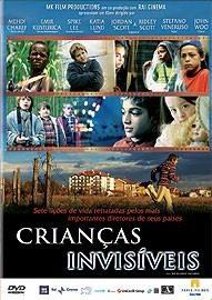 CRIANÇAS INVISÍVEIS  (2005)  - FILMES RAROS EM DVD