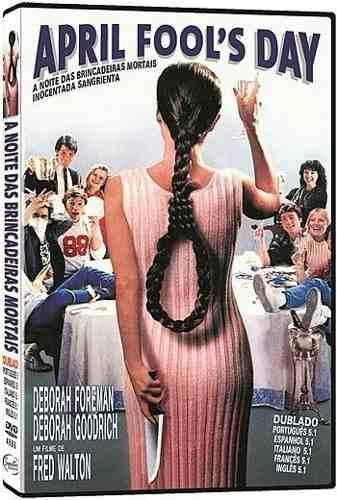 A NOITE DAS BRINCADEIRAS MORTAIS (1986) dublado e legendado  - FILMES RAROS EM DVD