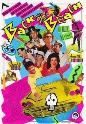 DE VOLTA À PRAIA (1987)  - FILMES RAROS EM DVD