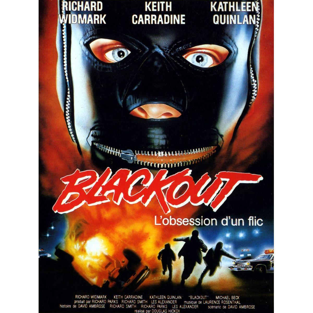 BLACKOUT (1985)  - FILMES RAROS EM DVD