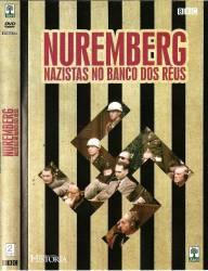 DVD NUREMBERG - NAZISTAS NO BANCO DOS RÉUS   - FILMES RAROS EM DVD