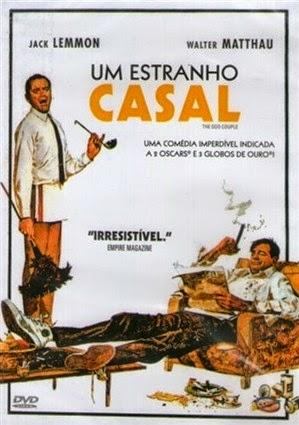 UM ESTRANHO CASAL - 1968  - FILMES RAROS EM DVD