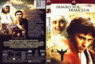 DVD Irmão Sol, Irmã Lua 1972  - FILMES RAROS EM DVD